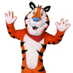 "Anthony Zalias ""Tony The Tiger"""